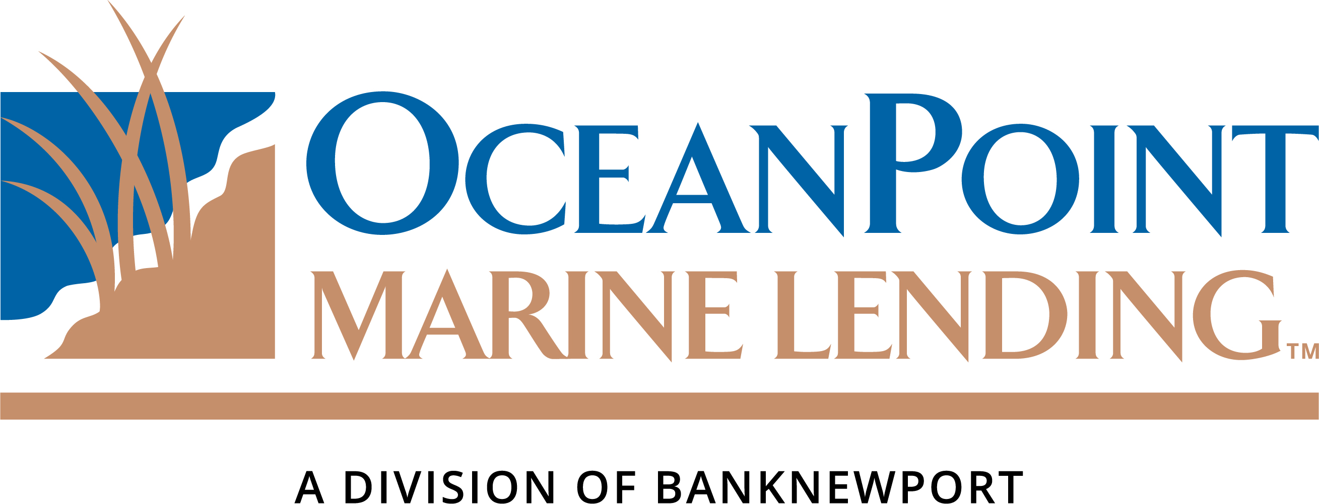 OceanPoint Marine Lending A Division of BankNewport Logo